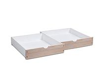 Комплект из 2-х ящиков для кроватки Incanto DreamHome, дерево