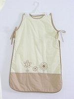 """Спальный мешок для новорожденного Fairy """"Волшебная полянка"""", бежевый"""