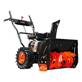 Снегоуборщик  PATRIOT PS 603, 7,0 л.с ,стартер ручной, ковш 56см. колеса 14