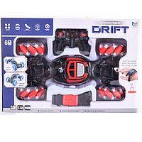 Машинка Drift с управлением жестами 666-68 красный