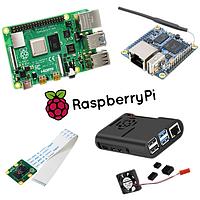 Raspberry Pi и комплектующие