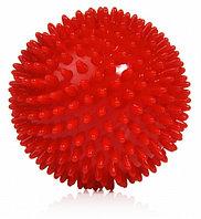 Мяч для фитнеса 9 см L 0109, красный