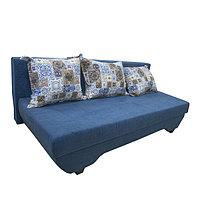 """Диван Немо """"3"""" раскладной гоб.stock (с подушками) KS912 (KS 960) синий (ZW)"""