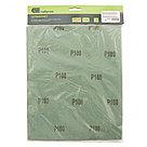 Шлифлист на бумажной основе, P 100, 230 х 280 мм, 10 шт, влагостойкий Сибртех, фото 5