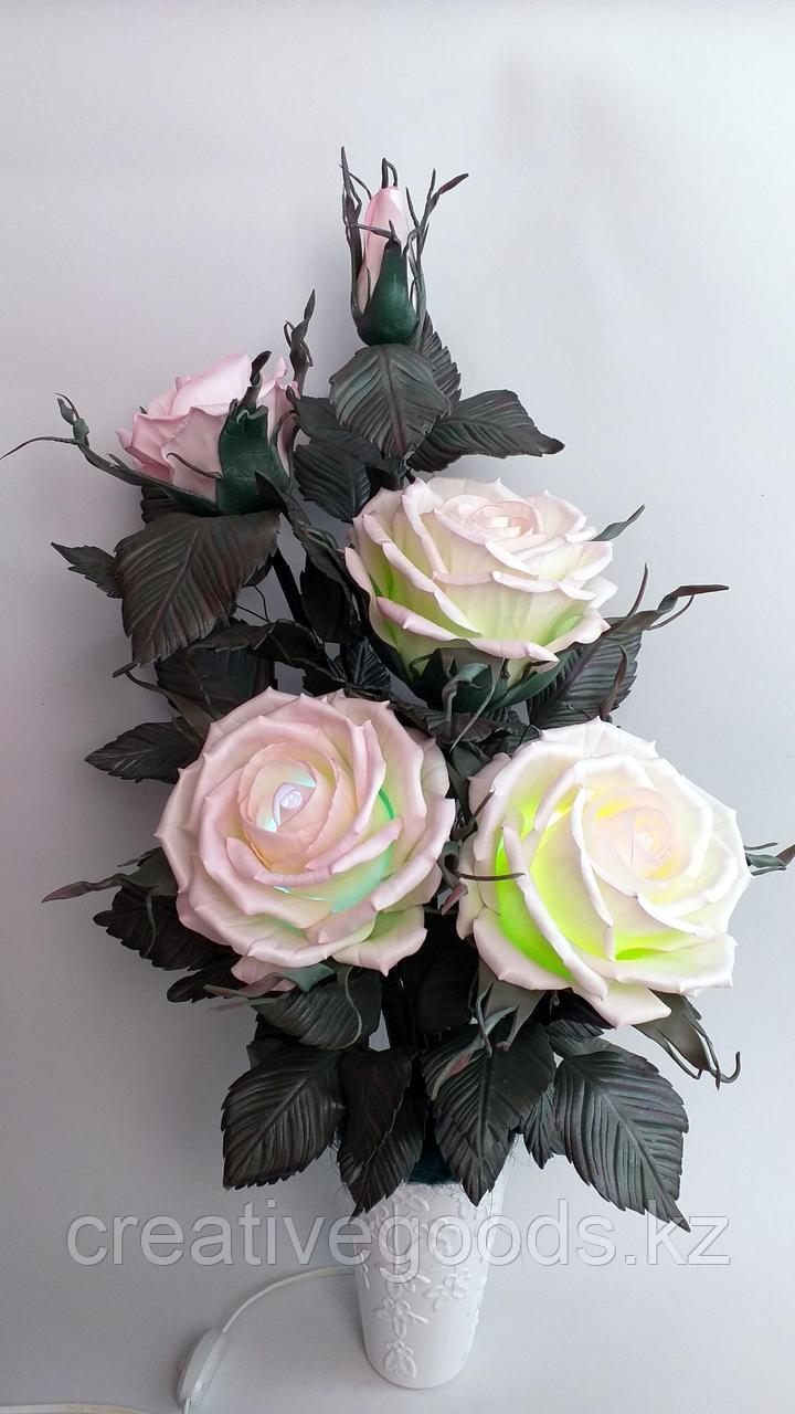 Ночник. Вазочка с розами. Creativ  А - 5