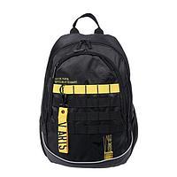 Рюкзак молодежный, Hatber, Street, 42x30х20 см, эргономичная спинка, Creative