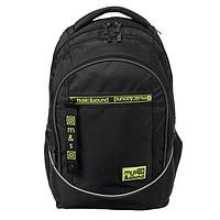 Рюкзак молодежный, Hatber, Street, 42x30х20 см, эргономичная спинка, Music