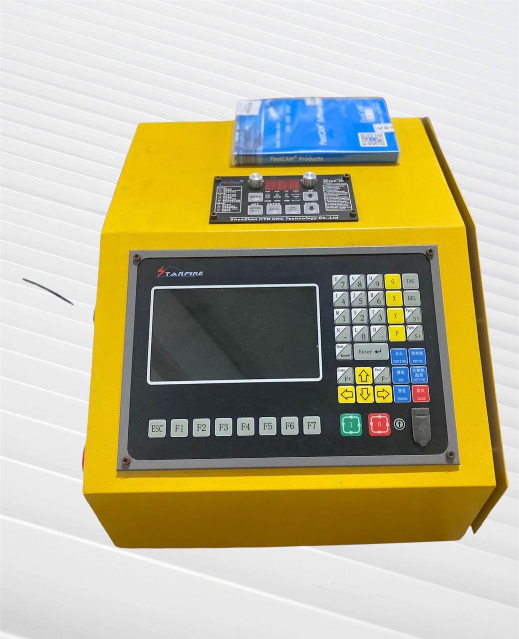 Плазменный портативный резак HN-3015 с ЧПУ