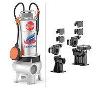 Погружной электронасос для канализационных вод PEDROLLO  VX VORTEX VXm 15/35-MF^ 10.20.09.013m