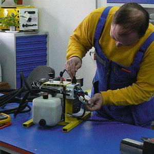 ремонт и обслуживание сварочного оборудования