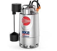 Погружной электронасос для загрязненных вод PEDROLLO RX VORTEX RXm 4/40^ 10.20.10.005m