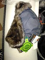 Шапка ушанка зимняя для охоты и рыбалки CANADA