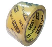 Желтый скотч упаковочный 38*15, 45