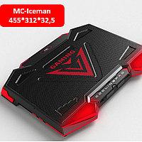 Подставка-кулер MC для ноутбука 19 , размер 455*312*32.5 мм