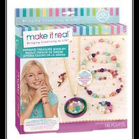 """Набор для создания браслетов и ожерелья """"Сокровища Русалки"""" Make It Real"""