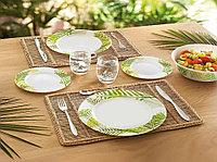 GREEN FOREST столовый сервиз на 6 персон из 18 предметов