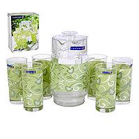 PLENITUDE GREEN набор для напитков 7 предметов