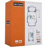 ARCOPAL CYBELE набор для напитков 7 предметов