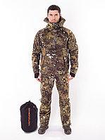 Костюм для охоты и рыбалки TRITON VORTEX -15 Beige (Porelli, Primaloft), размер XXL Tall