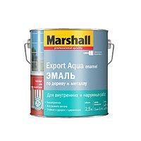 Водная эмаль Export Aqua полуматовая (4 готовых цвета)