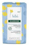 Klorane Bebe Мыло мягкое ультрапитательное 250г