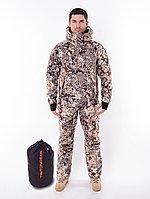 Костюм для охоты и рыбалки TRITON VORTEX -15 Duck Hunter (Porelli, Primaloft), размер XXL Tall