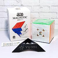 Скоростная головоломка YuXin Little Magic M 3x3