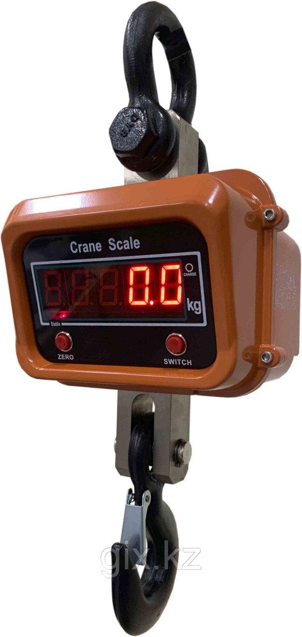 Весы крановые электронные  до 10000 кг