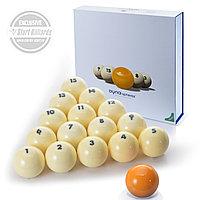 Шары Dyna | spheres Prime Pyramid Next Gen Yellow 68 мм