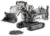 Lego 42100 Техник Экскаватор Liebherr R 9800
