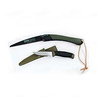 Набор туриста (нож+ножовка) BAHCO