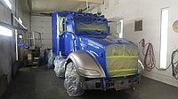 Обработка и покраска грузовых авто
