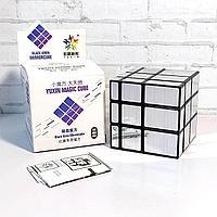 Скоростная головоломка YuXin Black Kirin Mirror Blocks 3x3