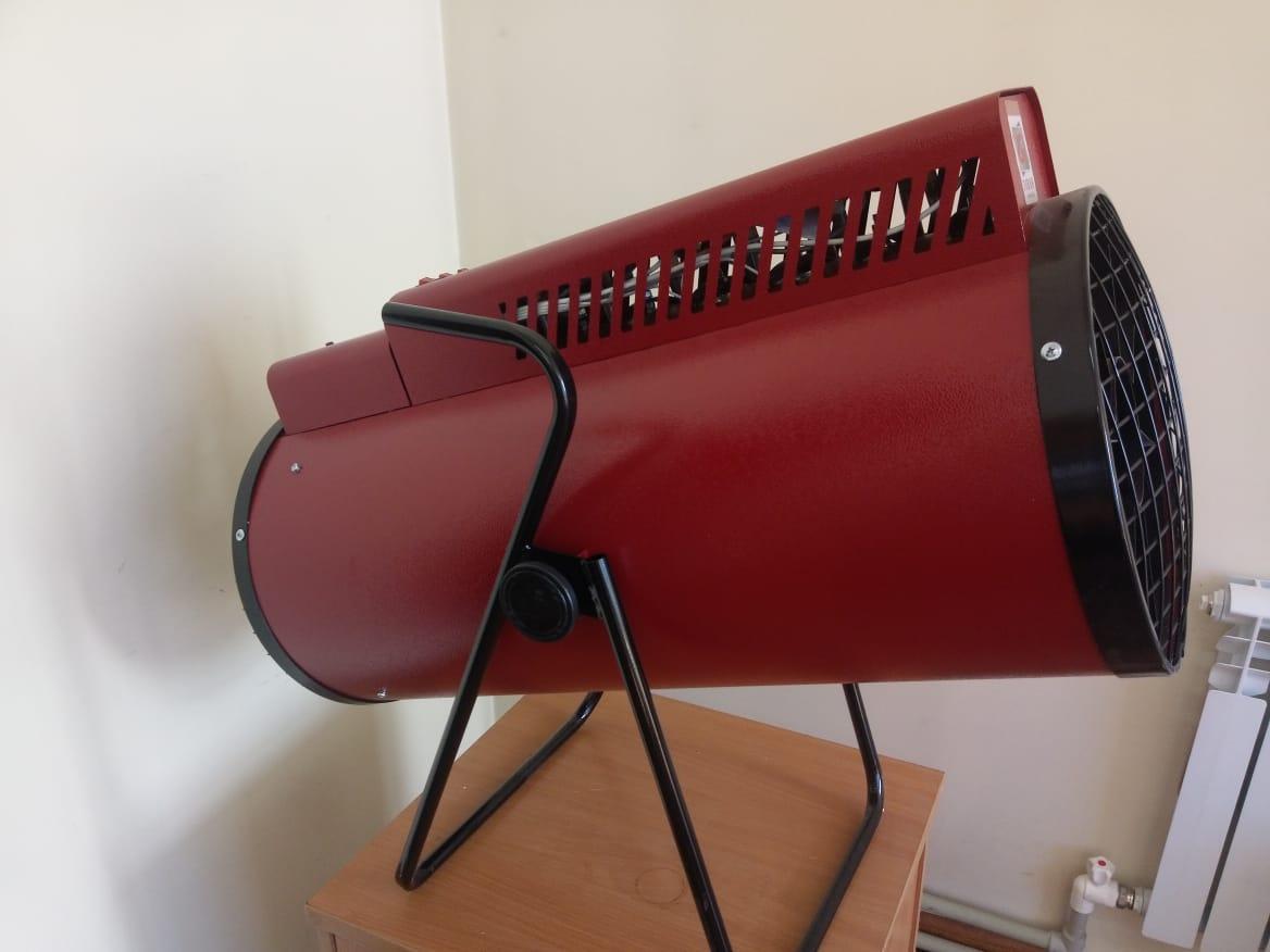 Электрическая тепловая пушка ЭК -42П