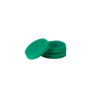 Губка д/эндобокс 50мм (зелёная) №25