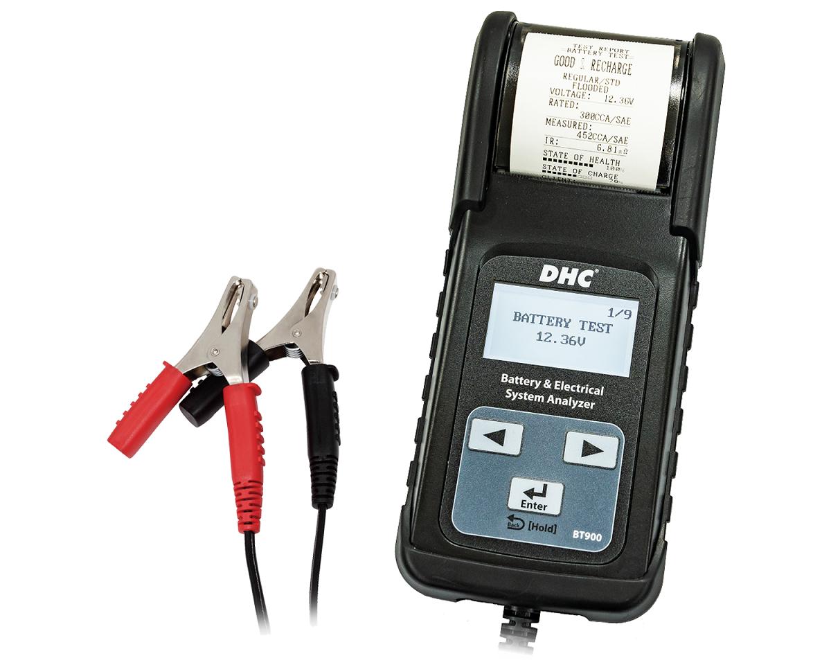 Тестер аккумуляторных батарей DHC BT900