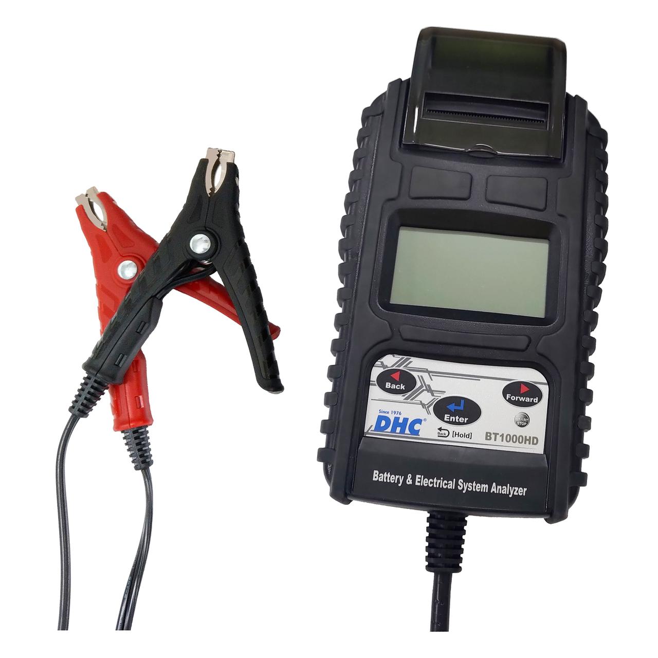 Тестер аккумуляторных батарей DHC BT1000HD