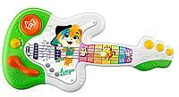 """Музыкальная игрушка """"Гитара 44 Котенка"""" 12+ (Chicco, Италия)"""