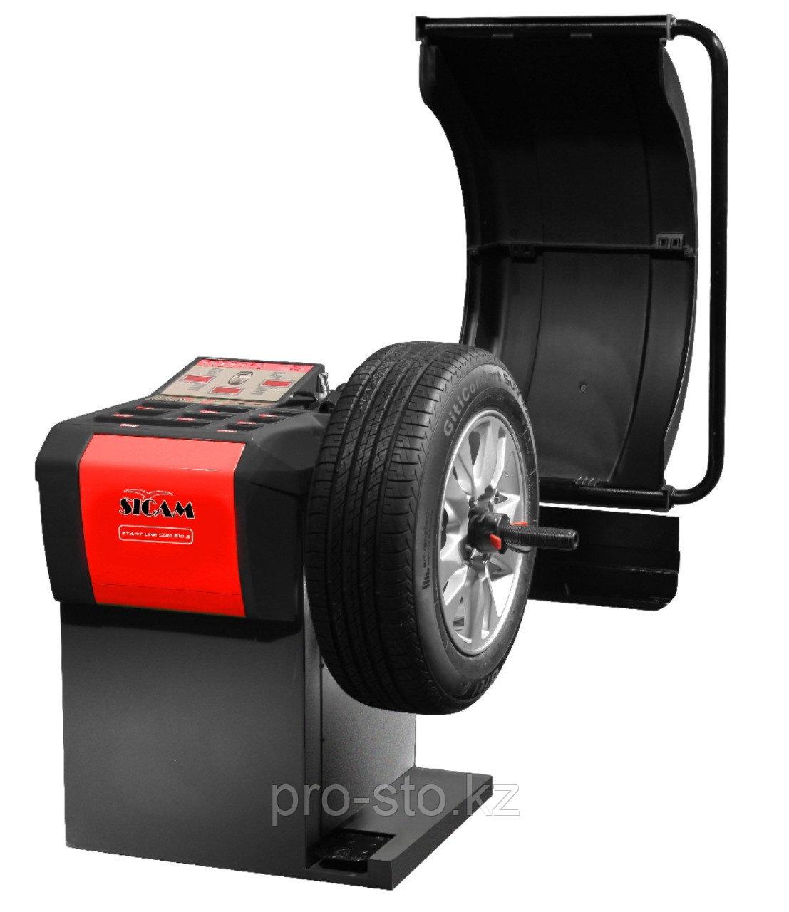 Балансировочный стенд полуавтоматический Sicam арт. SBM210A (Италия)