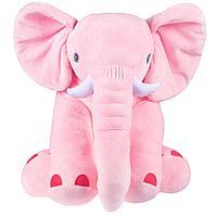 Мягкая игрушка Fancy SLON2R Слон Элвис (розовый).46*44*41