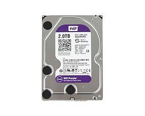 Жёсткий диск 2Tb Western Digital WD20PURX