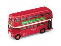 Welly London Bus закрытый