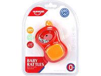 Развивающая игрушка HAUNGER Телефончик HE0158-Red