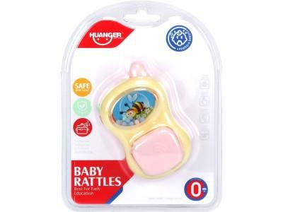 Развивающая игрушка HAUNGER Телефончик HE0158-Yellow