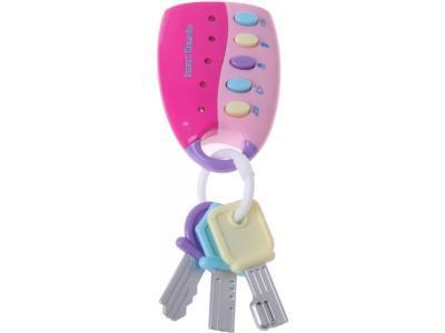 Развивающая игрушка Kaichi Ключи от автомобиля для девочки