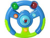 Развивающая игрушка Kaichi Руль голубой
