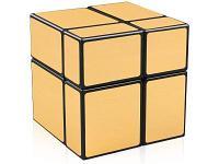 Развивающая игрушка Meffert's Mirror Cube 2х2 Gold