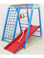 Игровой комплекс Zabiaka Tiny Climber 4552303 голубой