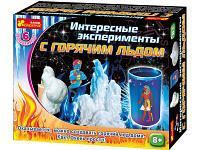Набор для исследований Ranok Creative эксперименты с горячим льдом 6 экспериментов
