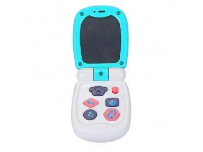 Развивающая игрушка Pituso Музыкальный телефон K999-95В голубой